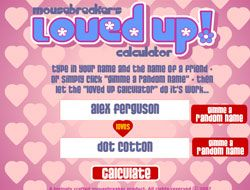 Loved Up Calculator