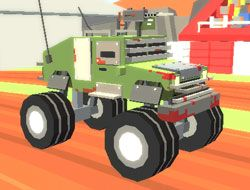 Mad Monster Trucks