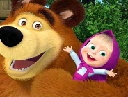 Masha and the Bear Hidden Numbers