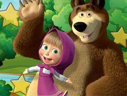 Masha and the Bear Hidden Stars 3
