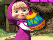 Masha Easter Egg