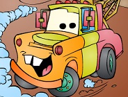 Mater Coloring