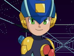 Mega Man Axess Air