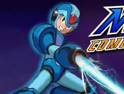 Mega Man Combat Shooting