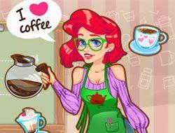 Mermaid Coffee Shop