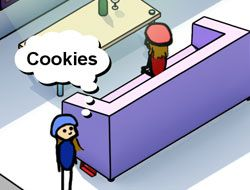 Meryll Wants a Cookie