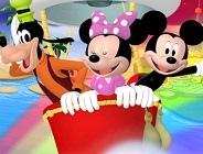 Mickey and Minnie's Universe