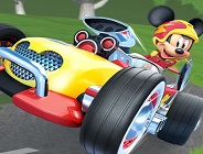 Mickey and the Roadster Racers Differences