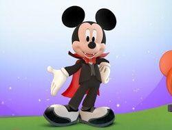 Mickey's Trick or Treats