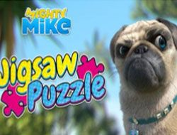 Mighty Mike Jigsaw Puzzle