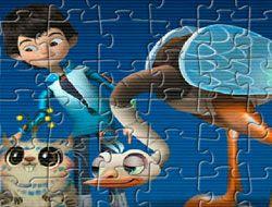 Miles and Merc Puzzle