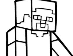Minecraft Coloring Game