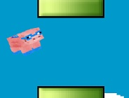 Minecraft Flappy Piggie