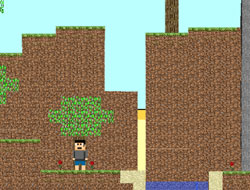 Minecraft Flash Adventure