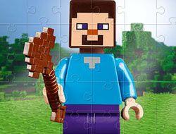 Minecraft Jigsaw Time