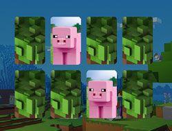 Minecraft Memory Game