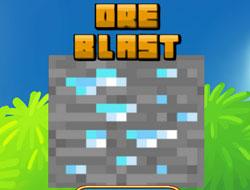 Minecraft Ore Blast