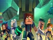Minecraft Tetris Blocks