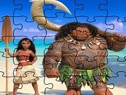Moana Jigsaw Puzzle