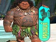 Moana Sandboard
