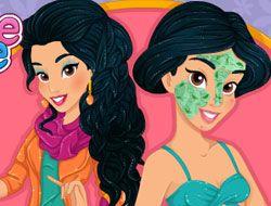Modern Jasmine Spa Day