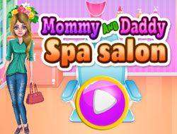 Mommy And Daddy Spa Salon