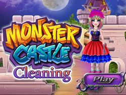 Monster Castle Cleaning