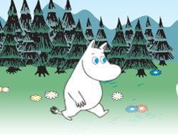 Moomin Adjectives