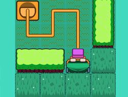Mow It Lawn Puzzle