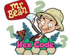 Mr Bean Hex Code
