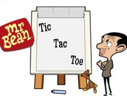 Mr Bean Tic Tac Toe