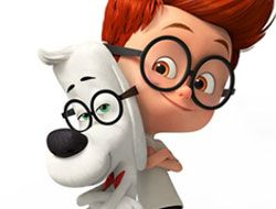Mr Peabody and Sherman Memory Cards