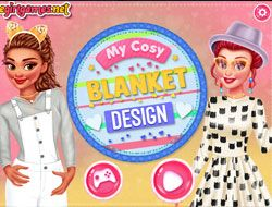 My Cosy Blanket Design