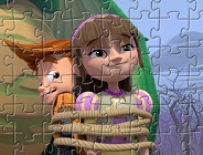 My Knight and me Characters Puzzle