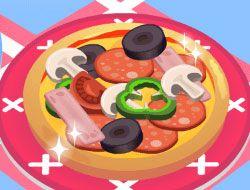 My Little Pizza