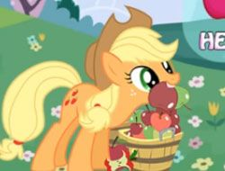 My Little Pony Apples