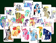 My Little Pony Double Solitaire