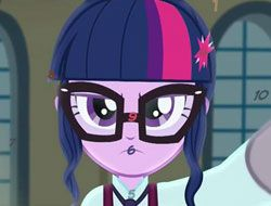 My Little Pony Equestria Girls Spot the Numbers