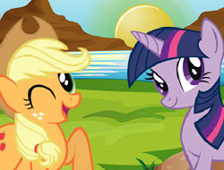 My Little Pony Happy Adventure