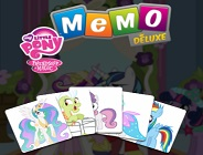 My Little Pony Memo Deluxe