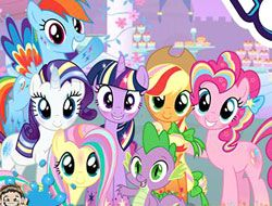 My Little Pony Memory 2