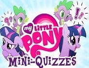 My Little Pony MiniQuizzes