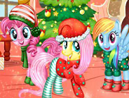 My Little Pony New Year's Eve Party