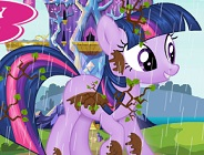My Little Pony Rainy Day