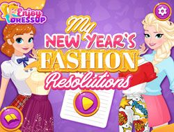 My New Years Fashion Resolutions