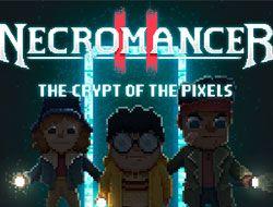 Necromancer: Crypt of Pixels