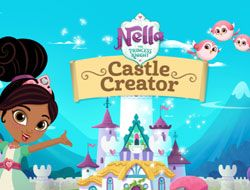 Nella the Princess Knight Castle Creator