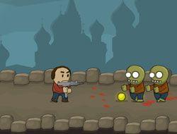 Nerd Vs Zombies