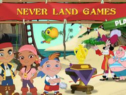 Never Land Games