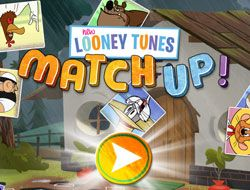 New Looney Tunes Match Up